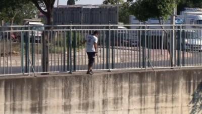 sulama kanali -  Sulama kanalında bir kişi kayboldu