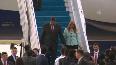 (TEKRAR) 'Cumhurbaşkanlığı Göreve Başlama Töreni' (1) -Maduro - ANKARA