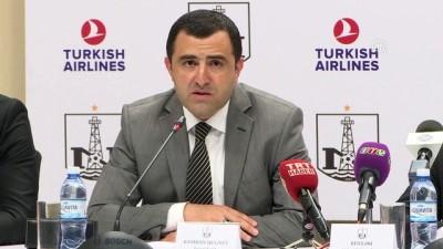 THY, Azerbaycan'ın futbol takımı Neftçi'ye sponsor oldu - BAKÜ