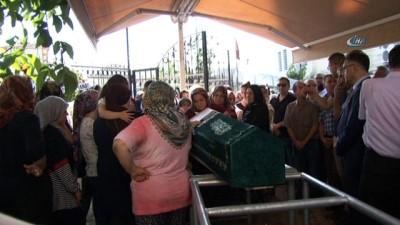 lise ogrenci -  Tren kazasında yaşamını yitiren liseli genç son yolculuğuna uğurlandı
