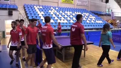 44. Balkan Masa Tenisi Şampiyonası - EDİRNE