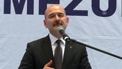 Bakan Soylu: 'PKK'nın alayı dün de bebek katiliydi, bugün de bebek katili' - KARABÜK