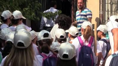 Çocuklar bir günlüğüne 'arkeolog' oldu - ÇANAKKALE