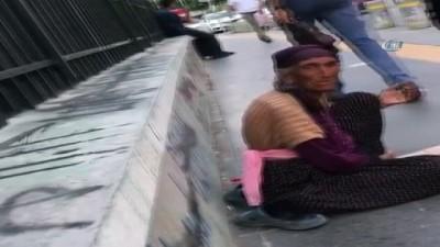 """amator -  Dilenciden şok itiraf: """"Günde 500 lira götürüyorum"""""""