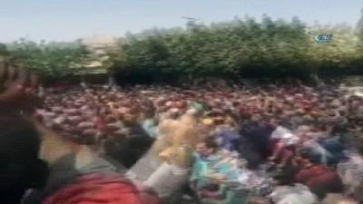 - İran'ın İsfahan Kentinde Protestolar Devam Ediyor