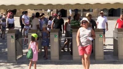 Kapadokya'da Avrupalı turist artışı yaşanıyor - NEVŞEHİR