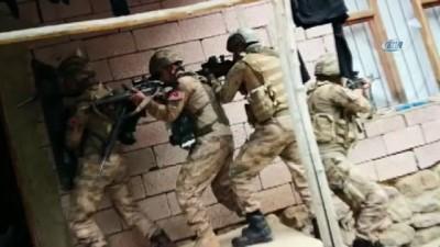 sivil savunma -  PKK/KCK operasyonunda 16 kişi gözaltına alındı
