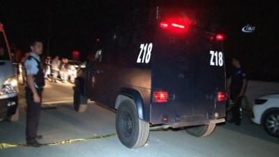 ozel harekat polisleri -  Sarıyer'deki intihar girişimine özel harekatlı önlem