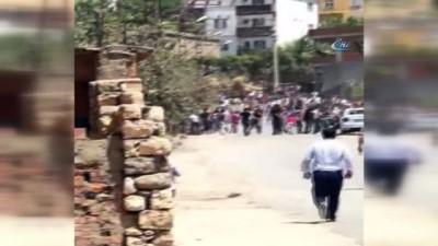 Silopi'de Dicle Elektrik ekiplerine saldırı