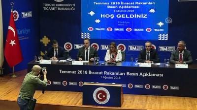 ihracat rakamlari - TİM Başkanı Gülle: 'Son 12 aylık ihracat 163 milyar doları aşarak yeni bir rekor kırdı' - ANKARA