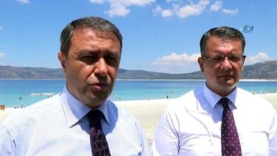 'Türkiye'nin Maldivleri' haftalık 40 bin ziyaretçi ağırlıyor