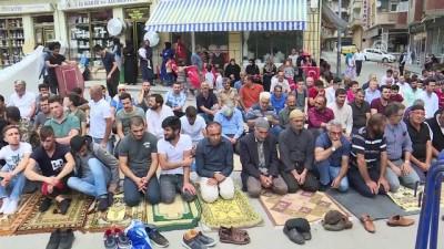 Cumhurbaşkanı Erdoğan, cuma namazını Ulu Cami'de kıldı - BAYBURT