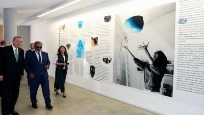 Cumhurbaşkanı Erdoğan'dan Baksı Müzesi'ne ziyaret