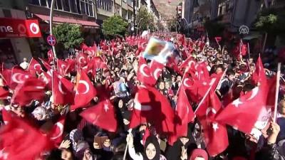 Cumhurbaşkanı Erdoğan: ''Gümüşhane'nin cazibesinin artacağına inanıyorum'' - GÜMÜŞHANE