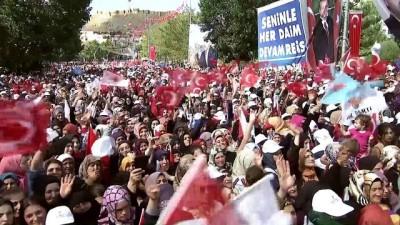 Cumhurbaşkanı Erdoğan: 'Türkiye'yi kaybetme pahasına küçük hesapların peşine düşenler yarın çok pişman olacak' - BAYBURT