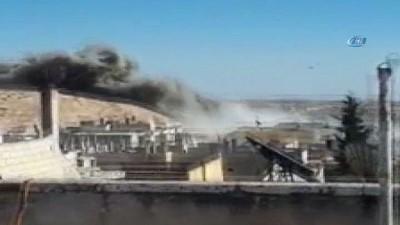 hava saldirisi -  - Esad rejiminden İdlib kırsalına saldırı: 1 ölü