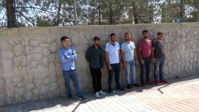 bebek katili -  Midyat'ta 83 kişilik güvenlik korucusu kadrosuna 513 başvuru yapıldı