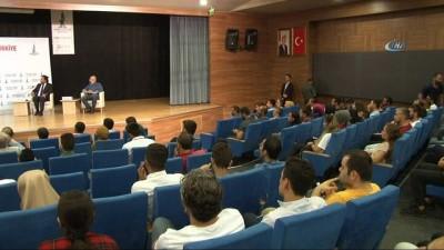 Sancaktepe'de 'Yeni Küresel Düzende Oyun Kurucu Türkiye' konferansı gerçekleşti