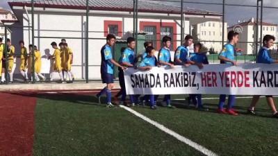 Şehit bebek anısına futbol turnuvası - SİVAS