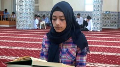Silopi'de ilk kez Kur'an'ı Kerim'i güzel okuma yarışması düzenlendi