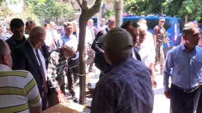 Tarım ve Orman Bakanı Pakdemirli Manisa'da