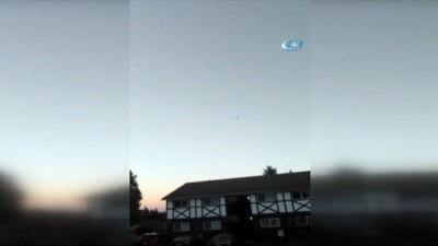 savas ucagi -  - ABD'nin Seattle Havaalanından Çalınan Yolcusuz Uçak Düştü