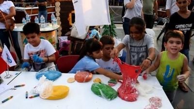 oyun hamuru - Bodrum Çocuk Festivali - MUĞLA