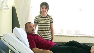 'Cüssesi küçük yüreği büyük' sağlık çalışanı organlarıyla hayat verdi - ANKARA