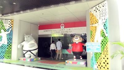 Endonezya 2018 Asya Oyunları'na hazır - CAKARTA