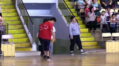 Engelli bireyler sanat ve sporla topluma kazandırılıyor - ÇANKIRI