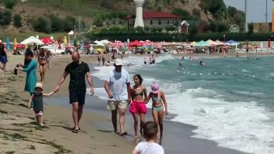 Tekirdağ'ın turizmine 'mavi bayrak' dopingi