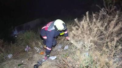 Yangında köpekler telef olmaktan son anda kurtarıldı - ANKARA