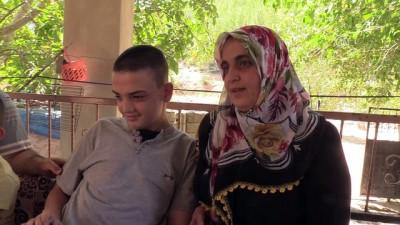 Zihinsel engelli genç, yardım bekliyor - HATAY
