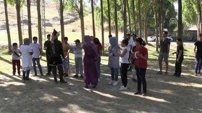 bulduk - Ahlatlı gençler Malazgirt'te ok atacak - BİTLİS