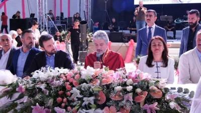 Ankara Büyükşehir'den 218 çifte düğün şöleni