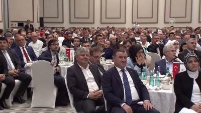 Cumhurbaşkanı Erdoğan: 'Türkiye'yi ve Türk milletini tehdit etmek hiç kimsenin haddi değildir' - TRABZON