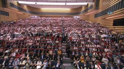 İYİ Parti Genel Başkanı Meral Akşener: 'Gel dediniz geldim. Kararınıza teslim oldum'