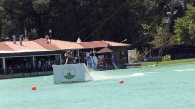 Kablolu Wakeboard Kulüplerarası ve Bireysel Türkiye Şampiyonası - BURSA
