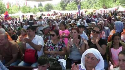 Ödemiş'te Barbunya ve Yörük Türkmen Şenliği yapıldı - İZMİR