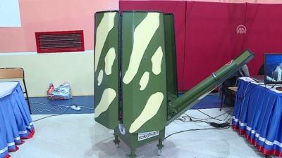 roketatarlar - ROKETSAN'a 3 farklı mühimmatlı roketatar - ANKARA