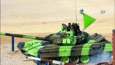 - Rus Ordusu Uluslararası Tank Müsabakalarında Şampiyon Oldu