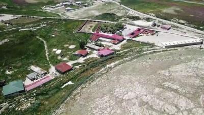 Şifa arayanların uğrak mekanı 'Diyadin kaplıcaları' - AĞRI