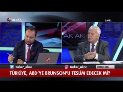 Türkiye, ABD'ye Brunson'u teslim edecek mi?