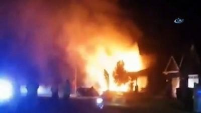 - ABD'de bir pilot uçakla evine çarparak intihar etti