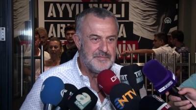Beşiktaş-Akhisarspor maçının ardından - Beşiktaş Kulübü Genel Sekreteri Ürkmezgil - İSTANBUL