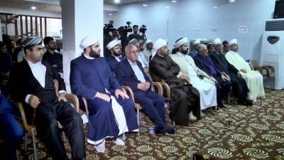 din adami - Dünya Müslüman Alimler Birliği Erbil'de ofis açtı