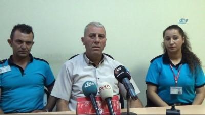 Güvenlik görevlilerinden Milli Savunma Sanayi'ne destek bağışı