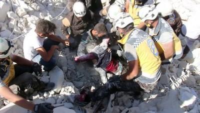 İdlib'deki patlamada ölenlerin sayısı 67'ye çıktı - İDLİB
