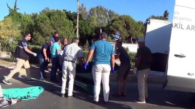 Mersin'de otomobil motosiklete çarptı: 1 ölü, 1 yaralı