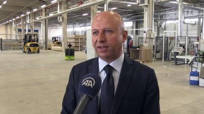 Mobilya üretimine 10 milyon avroluk tesis desteği - KAYSERİ